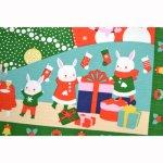 画像2: 【小風呂敷】【四季彩布】 クリスマス (2)