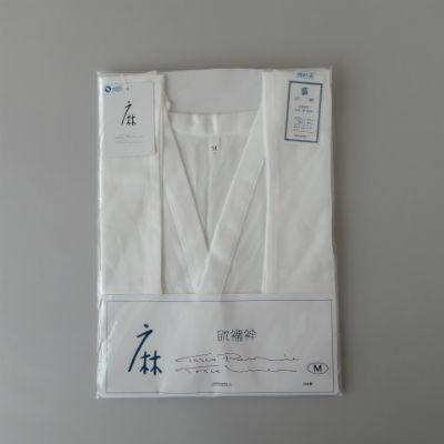 画像1: [平麻]共袖肌着(M・Lサイズ) (1)