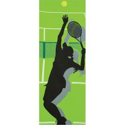 画像1: [和布華:注染手拭い]テニス (1)