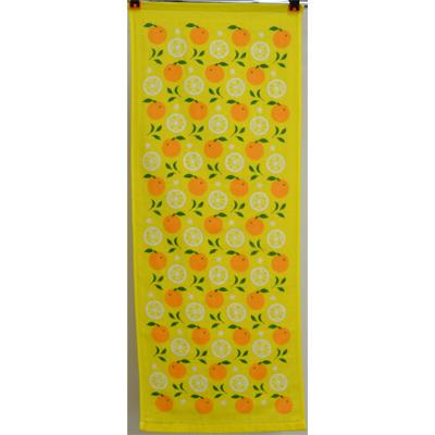画像1: [フェイスタオル] 撫子多織 柚子 (1)