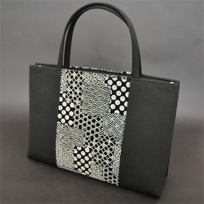 画像1: 【数量限定!】印傳風バッグ【大特価】※柄はおまかせになります。 (1)