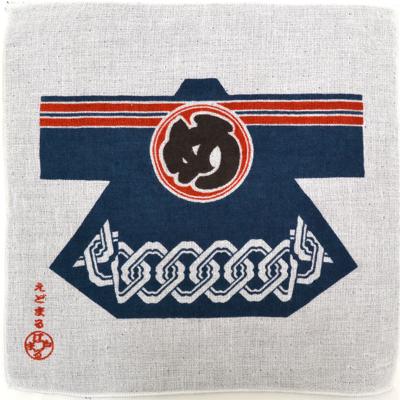 画像1: 【江戸まる】 ミニタオル 祭り袢纏 (1)