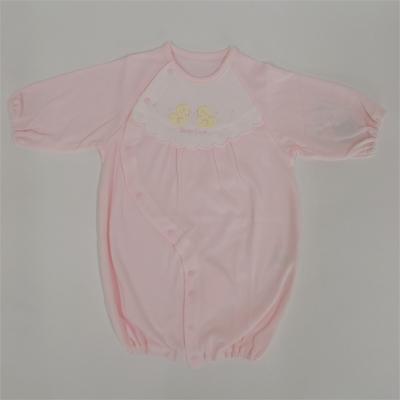画像1: 【BABY】 コンビドレス ピンク (1)