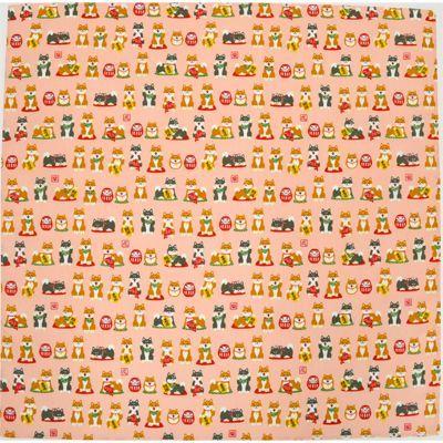 画像1: [フリーチーフ] 柴犬 (ピンク) (1)