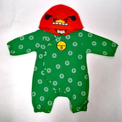 画像1: ⛩【BABY】  お正月用着ぐるみオール  (1)