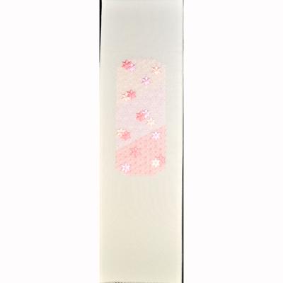 画像1: 【刺繍半襟】【京にしき】 絹交織 刺繍半衿 (1)