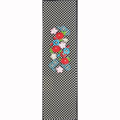 画像1: 【友禅半衿】【CHARA】 友禅刺繡半衿 (1)