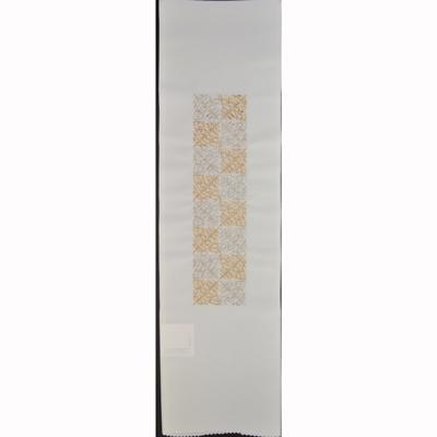 画像1: 【刺繍半襟】 ポリエステル 刺繍半衿 (1)