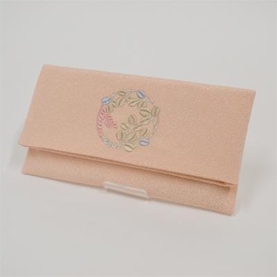画像1: 【念珠袋】  光悦念珠袋(萩の丸) (1)