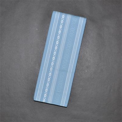画像1: [角帯] 綿献上角帯 水色 (1)