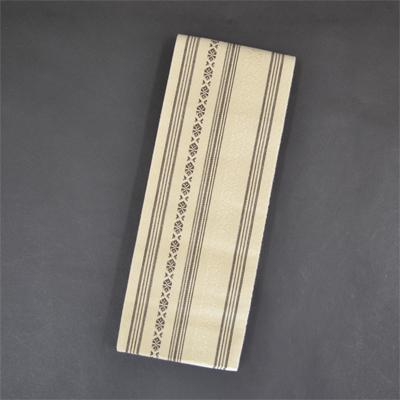 画像1: [角帯] 綿献上角帯 ベージュ (1)