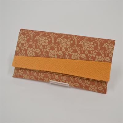画像1: 【念珠袋】  正絹名物裂(牡丹唐草) 念珠入 (1)