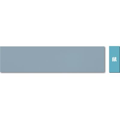 画像1: 【江戸一:プリント手拭】色無地(鼠)※10本セット (1)