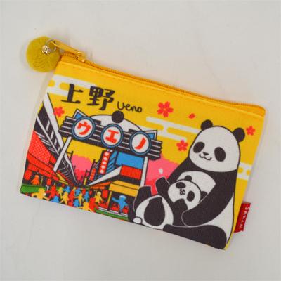 画像1: 【新商品】[和雑貨]日本漫遊ポーチ 上野 (1)