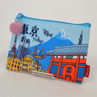 画像1: 【新商品】[和雑貨]日本漫遊ポーチ 東京 (1)