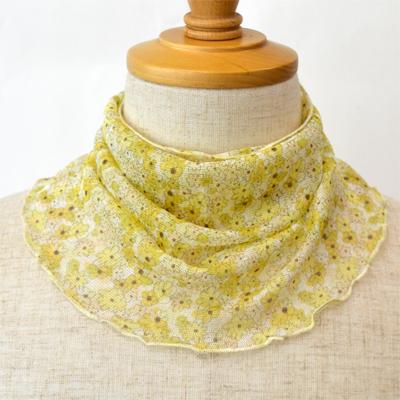 画像1: ?Pure Silk Neck Cover シルク・ネックカバーL (1)