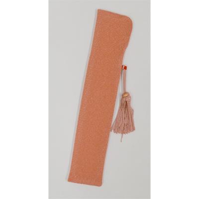 画像1: 【扇子袋】 ちりめんせんす袋 【婦人用・ピンク】 (1)