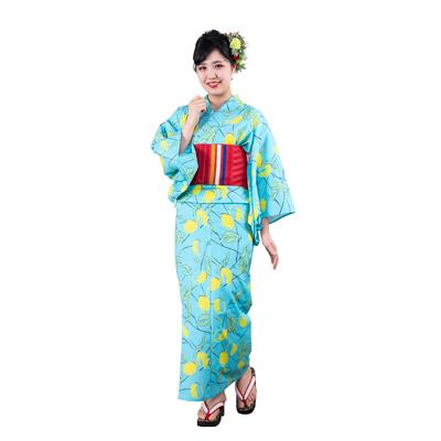 画像1: 【広告掲載品】婦人浴衣 #003 (1)
