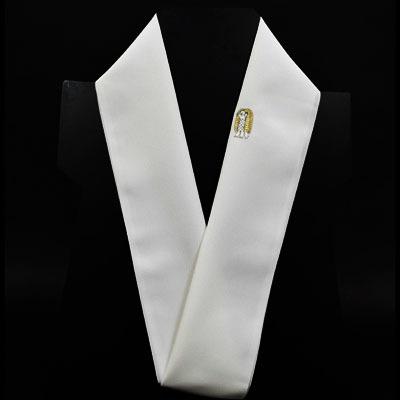 画像1: 【限定商品】 刺繍半衿 (アマビエ) (1)