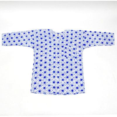 白/ブルー