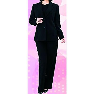 ブラックフォーマル パンツスーツ