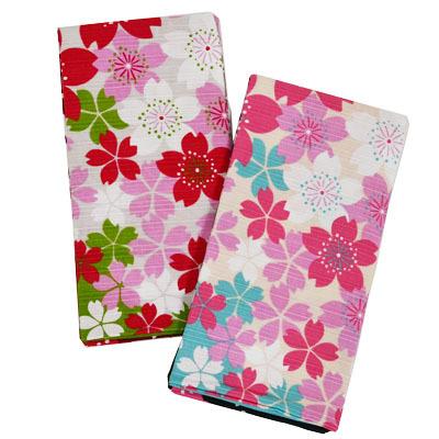 画像1: 【風呂敷】【花衣】 おおぶろしき「桜」 2色展開 (1)