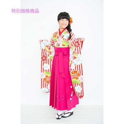 画像1: 【卒業衣装】【年度末特別企画】【SALE】  Jr着物  (1)