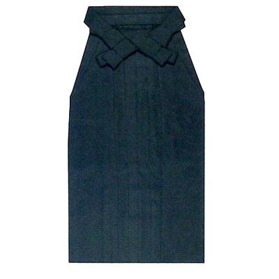 画像1: 【卒業衣装】 「女性用無地袴(緑)」 卒業式 小学生 着物 大学生 先生 卒園 (1)