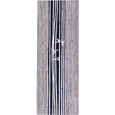 画像1: [和布華:注染手拭い]竹 (1)